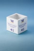 pudełko Visa