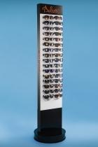 stojak obrotowy na okulary